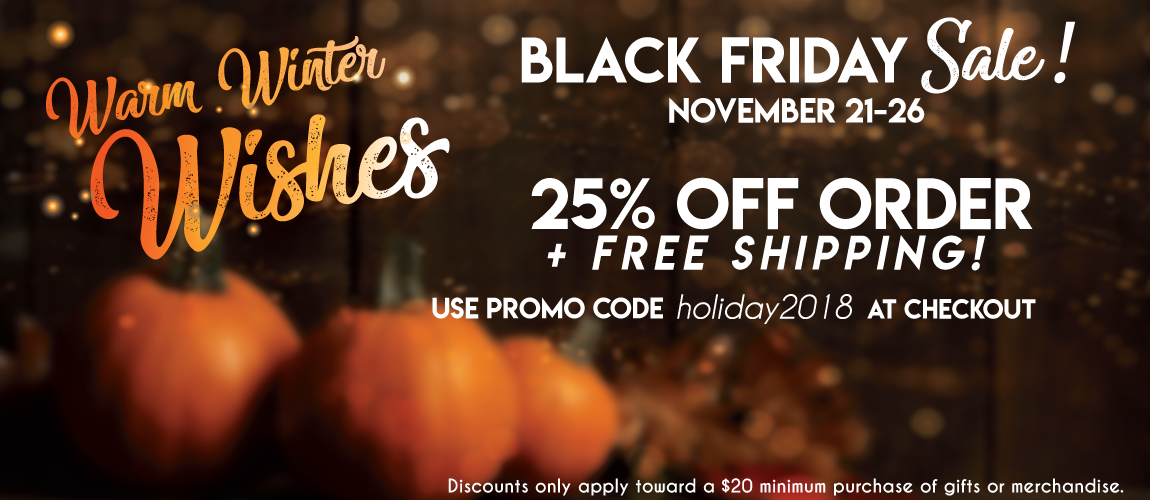 Ichabod Shop Black Friday Sale