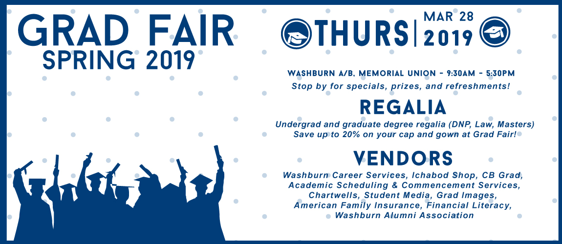 Washburn Grad Fair