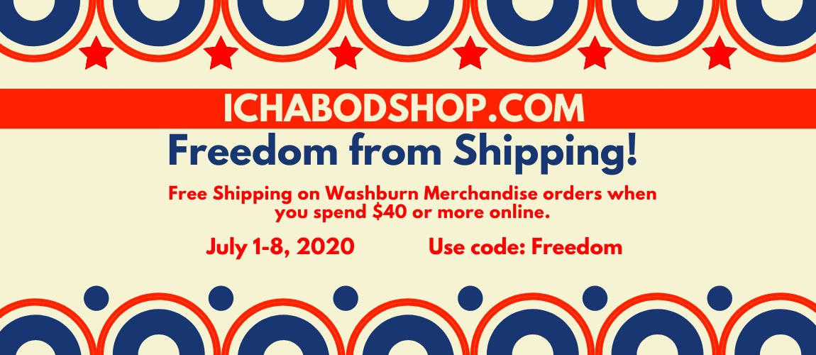 4th of July Shipping