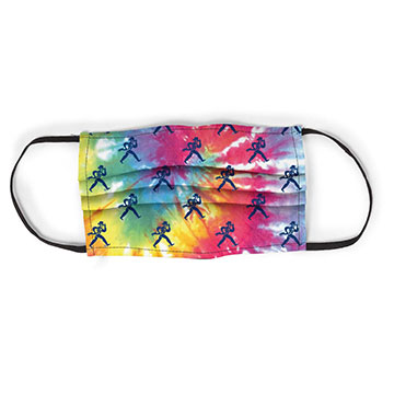 Colorful Tie Dye Mask