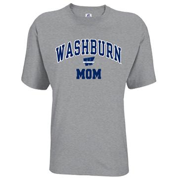 Tee - Washburn Arch Mom