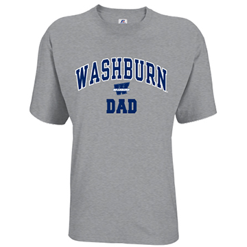 Tee - Washburn Arch Dad