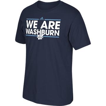 Tee - We Are Washburn - Adidas