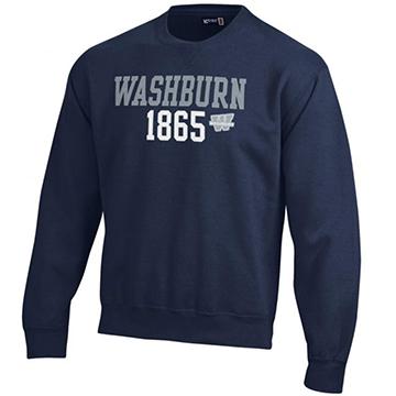 Sweatshirt - Washburn 1865