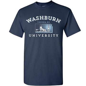 Tee - Washburn Topeka KS