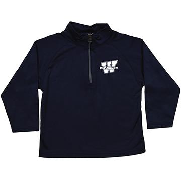 Jacket - WU Navy Relay Jacket - Toddler