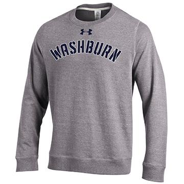 Sweatshirt - Washburn Under Armor
