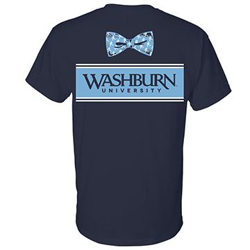 Tee - One Bowtie Washburn