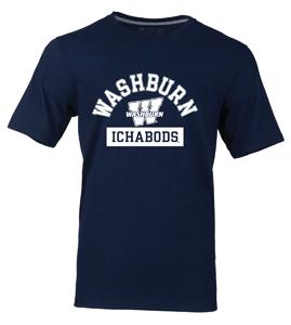Tee - Washburn Ichabods Staple