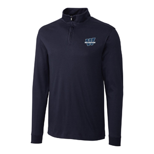 Jacket - Quarter Zip Washburn Pima
