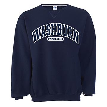 Sweatshirt - Washburn Arch Alumni
