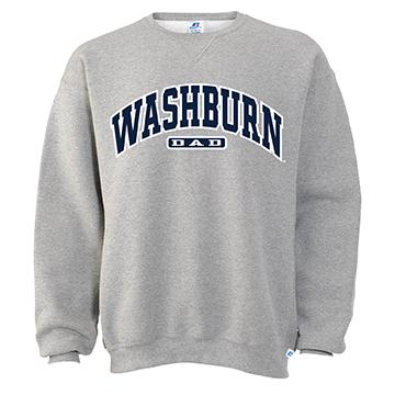 Sweatshirt - Washburn Arch Dad