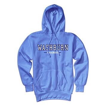 Hoodie - Washburn Small Ichabods