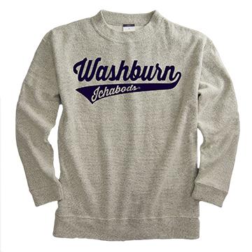 Sweatshirt - Ladies Washburn Ichabods Fleece