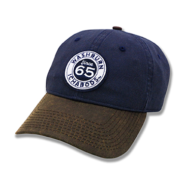 Cap - Washburn Rugged Patch