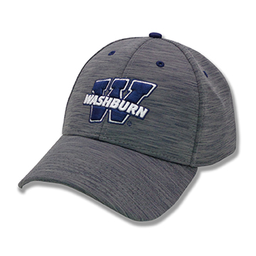 Cap - Washburn Heather Gray