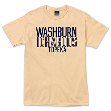 Tee - Washburn Block