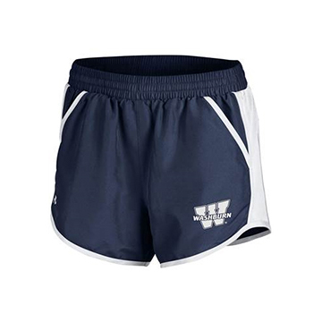 Shorts - Ladies Under Amour Fly By Washburn