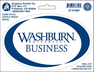 WU Decal - Business