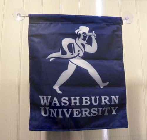 Flag - WU Garden/Window