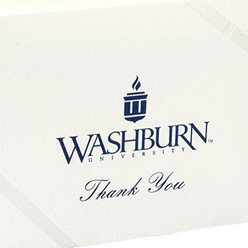 Stationery - Washburn Thank You