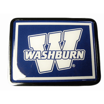 Image For Hitch Cover - Washburn Athletic W