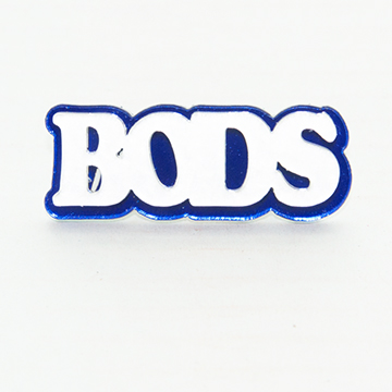 Image For Lapel Pin - BODS