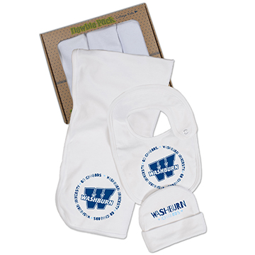 Cover Image For Infant - Newbie Washburn Gift Pack