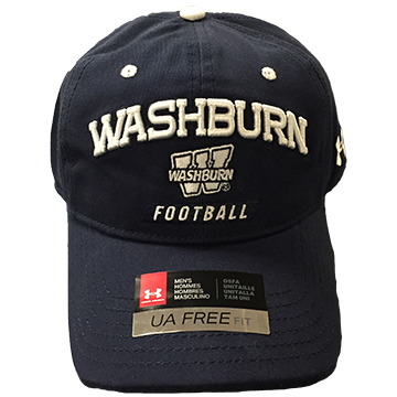Image For Cap - Washburn Football UA