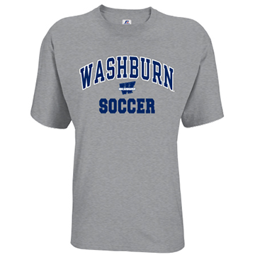 Cover Image For Tee - Washburn Arch Soccer