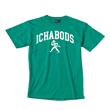 Cover Image For Tee - Ichabods with Mascot