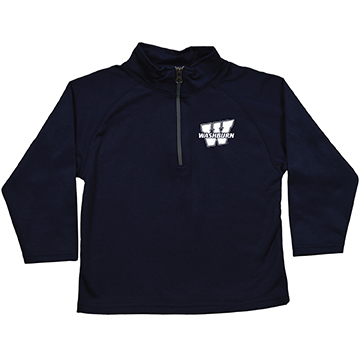 Cover Image For Jacket - WU Navy Relay Jacket - Toddler