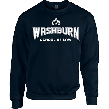 Image For Sweatshirt - Spectral Washburn Law