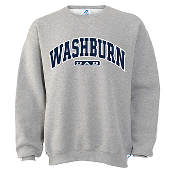 Image For Sweatshirt - Washburn Arch Dad