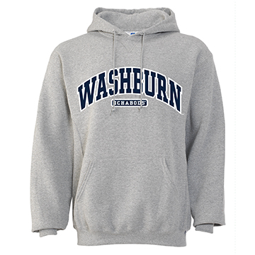 Image For Hoodie - Washburn Arch Ichabods