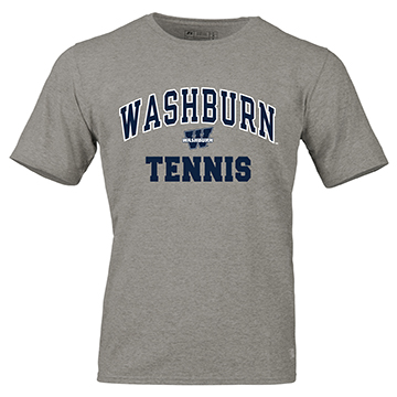 Image For Tee - Washburn Arch Tennis