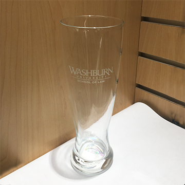 Image For Glass - Washburn Law Pilsner