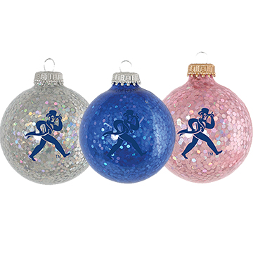 Image For Ornament - Ichabod Glitter Ball