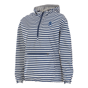 Image For Jacket - Ladies Charles River Striped