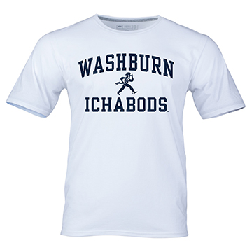 Image For Tee - Washburn Arch Mascot