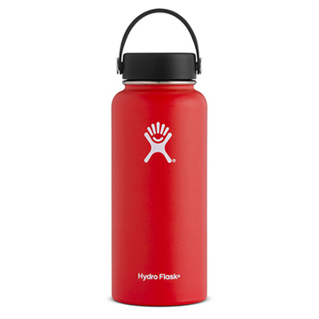Image For Hydro Flask - 32 oz Red Lava