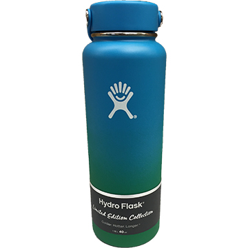Image For Hydro Flask - 40 oz Turquoise/Green