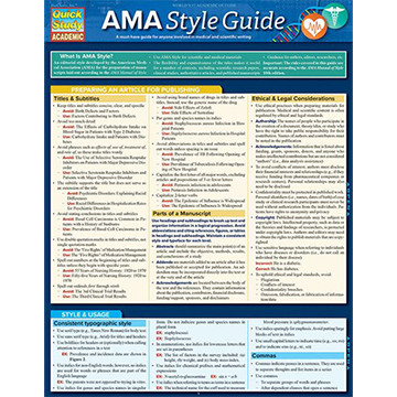 Image For Barcharts - AMA Style Guide