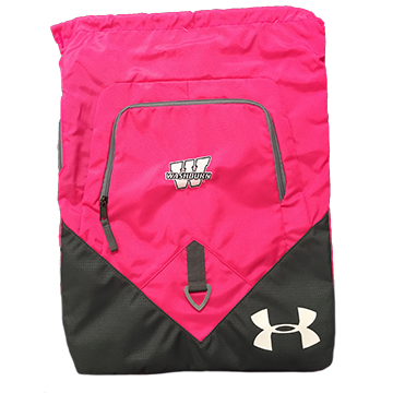 Image For Backpack - Pink Washburn Drawstring