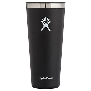 Image For Hydro Flask - 32 oz Black Tumbler