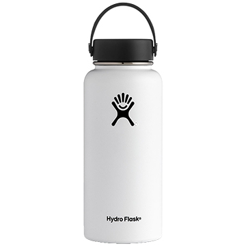 Image For Hydro Flask - 32 oz White