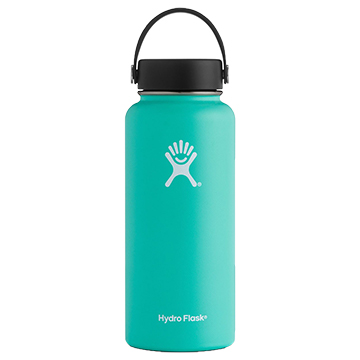 Image For Hydro Flask - 32 oz Turquoise
