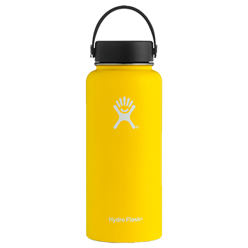 Image For Hydro Flask - 32 oz Yellow
