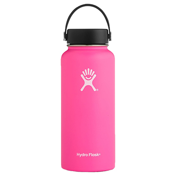 Image For Hydro Flask - 32 oz Pink