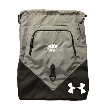 Image For Backpack - Gray Washburn Drawstring
